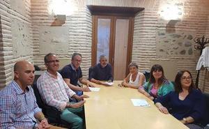 Raúl Orellana (PP) se convierte en el nuevo alcalde de Órgiva