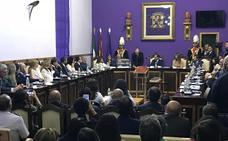 Sigue en directo la constitución del Ayuntamiento de Jaén