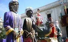 Programa de actividades de la Feria de Granada: Tarasca, procesión del Corpus y demás eventos