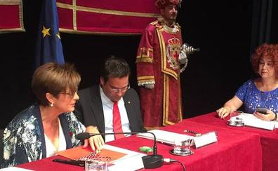 Valverde sitúa al PSOE como la alternativa «a quienes blanquean» a Vox