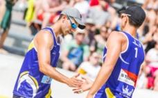 Alejandro Yuste y Antonio Saucedo se lucen en el Campeonato de Europa sub-18
