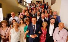 El PP convierte en alcalde a Luis Salvador desde Madrid