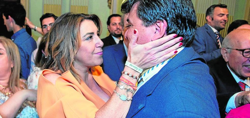 PSOE y PP se reparten las capitales en Andalucía