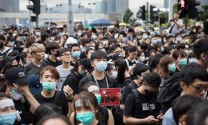 La liberación del activista Joshua Wong aviva las protestas de Hong Kong