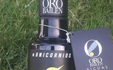 Sergio Ramos y Pilar Rubio regalan aceite Oro Bailén en su boda