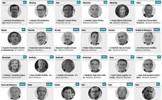Estos son los 103 alcaldes elegidos ayer en Almería