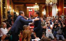 Vox amenaza con una moción de censura si no entra en el gobierno de Granada