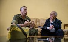 «Servir a la sociedad proporcionando seguridad y defensa es nuestra fundamental responsabilidad»