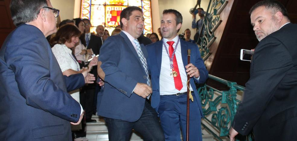 Las promesas del alcalde Julio Millán