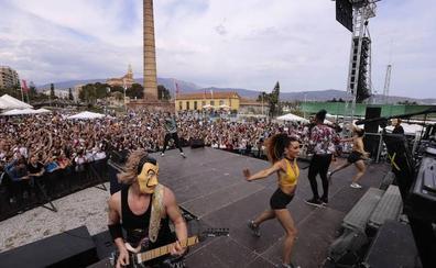 La orquesta Tentación y Diana Navarro actuarán en Salobreña para las fiestas de San Juan