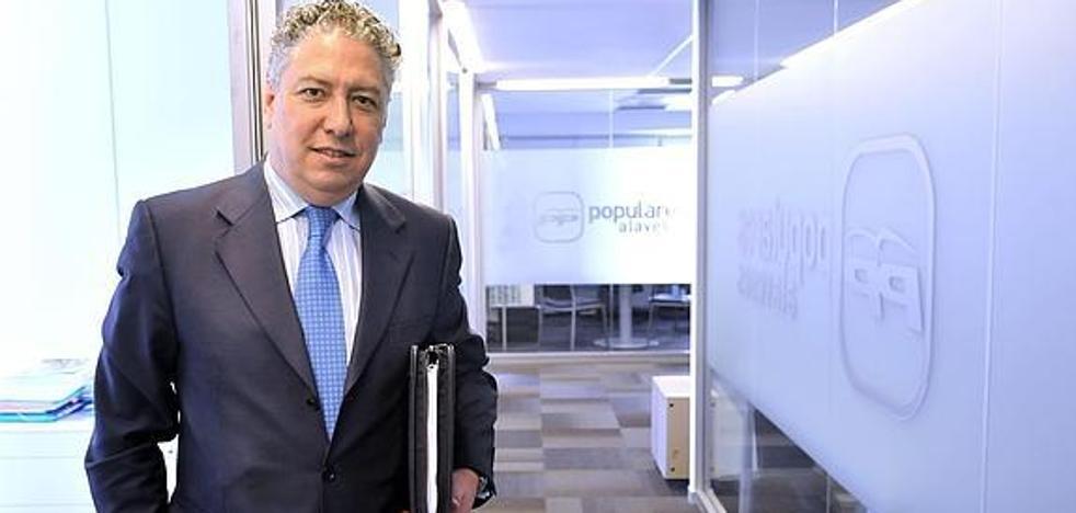 Moreno ficha como secretario general de Presidencia a Tomás Burgos, viejo amigo del 'clan de Becerril'