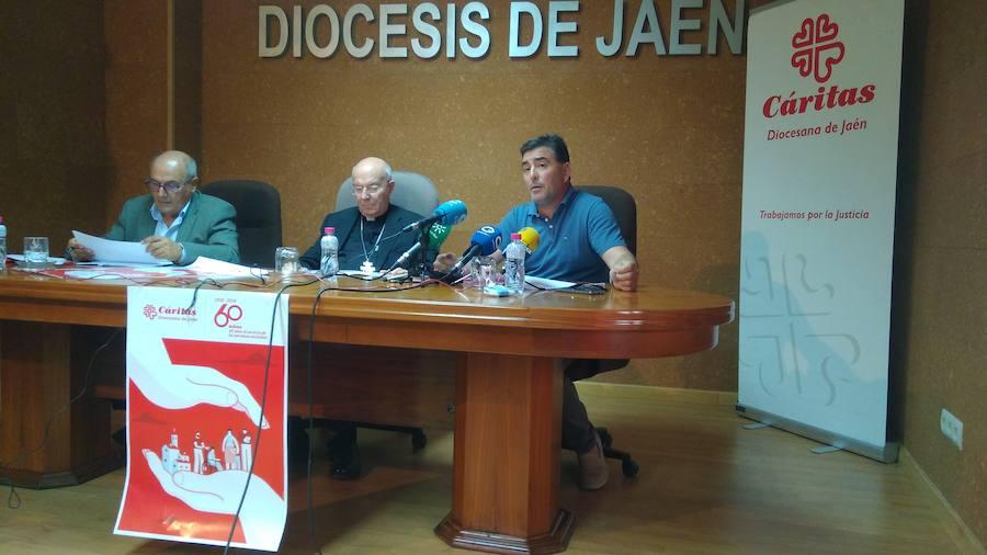 Cáritas alerta del aumento de drogodependientes en Jaén y prevé un 'boom' en un año