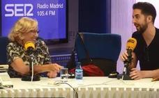 Broncano y Carmena bromean sobre convertirse en un «dúo cómico»