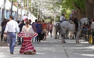 Programación y actividades de la Feria del Corpus de Granada para este martes 18 de junio