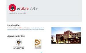 La cita más esperada del software libre, esLibre, llega a Granada