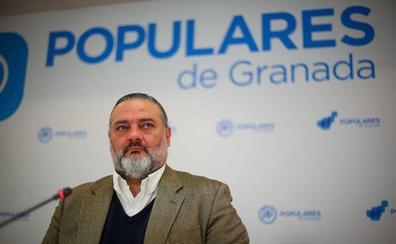 El PP renueva casi un 70% de sus diputados provinciales en Granada, entre los que siguen Robles, Hernández y Reyes