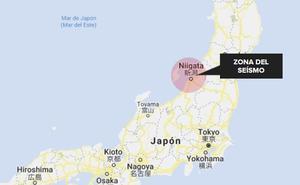 Alerta de tsunami por un terremoto de 6,8 grados en el norte de Japón