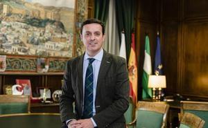 El PP confirma a Javier Aureliano García para presidir la Diputación de Almería