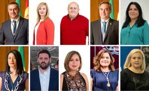 Juan Antonio Lorenzo repetirá como líder de la oposición en la Diputación Provincial de Almería