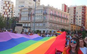 Apuesta por la visibilidad LGTBI «todos los días y en todos los espacios» en el Orgullo de Almería