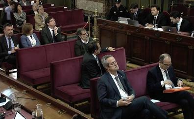 Interior comienza los trámites para trasladar a Cataluña a los presos del 'procés'