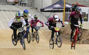 Alejandro Pereira vence en la prueba de Padul de la Copa Andalucía BMX