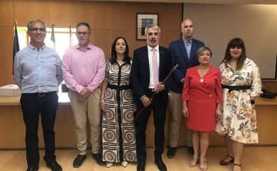 El nuevo equipo de gobierno de Órgiva reparte las concejalías