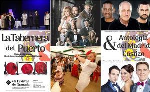 Todas las actividades para el último fin de semana de Corpus en Granada