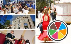 Trivial   ¿Cuánto sabes sobre la Feria del Corpus de Granada?