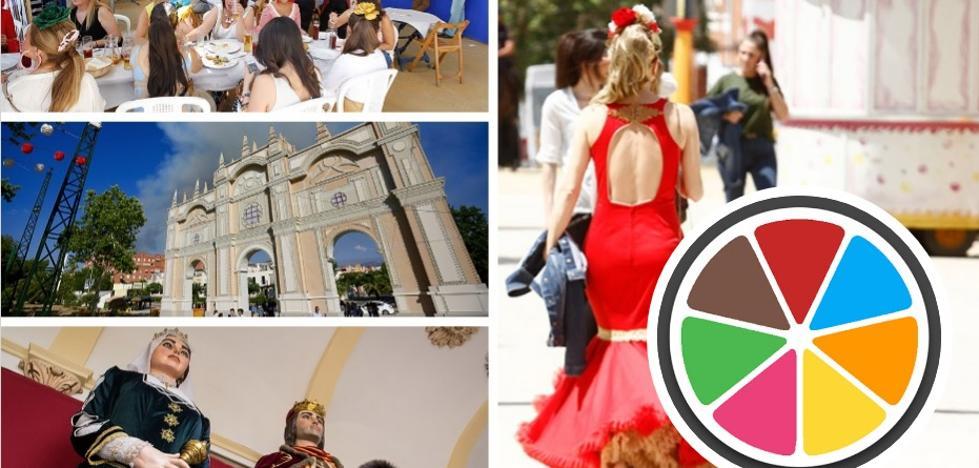 Trivial | ¿Cuánto sabes sobre la Feria del Corpus de Granada?