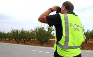 Un detenido y cinco investigados por robar a jornaleros en Torredonjimeno, Martos y Jamilena