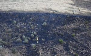 Tres incendios forestales declarados en la provincia de Granada este miércoles