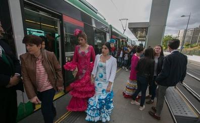 Cinco días de Metro 24 horas en Granada: ¿qué paradas son las mejores para llegar al ferial?