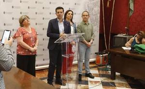 Cuenca advierte de la «parálisis» que está provocando en Granada la falta de acuerdo entre PP y Cs