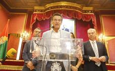 El alcalde de Granada asegura que PP y Cs perfilarán esta semana el acuerdo de gobierno