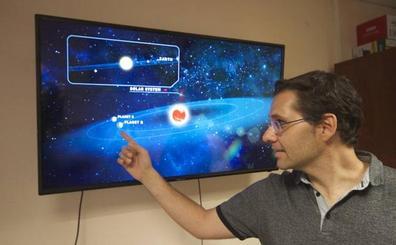 El misterio de la vida en el espacio pasa por Granada
