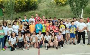 Crecen los Juegos Deportivos de Bolo Andaluz en la provincia jienense
