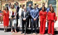 El Ayuntamiento de Linares confirma el reparto de concejalías entre el tripartito Cs-PP-CILU