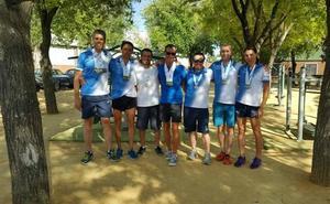 Los nadadores del CDU brillan en el Andaluz Open Máster de verano