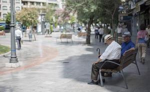 El número de muertes vuelve a superar al de nacimientos en Granada por segundo año consecutivo