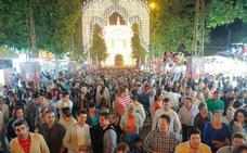 Programación y actividades de la Feria del Corpus de Granada para este jueves 20 de junio