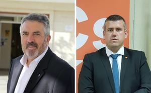 Francisco Rodríguez y Fran Martín serán los representantes de Cs en la Diputación de Granada
