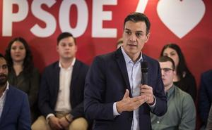 Pedro Sánchez asistirá a la puesta en servicio del AVE de Granada