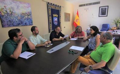 El PP de Almuñécar muestra su apoyo a Morgan y su rechazo a conductas de violencia verbal