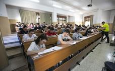 Un 94,3% de estudiantes superan la fase de acceso a la Universidad en la convocatoria de junio en la provincia
