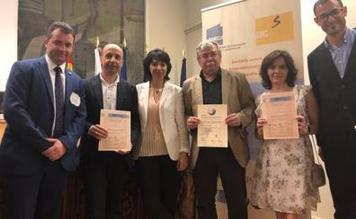 Tres grados de la Universidad de Granada reciben el Sello Internacional de Calidad