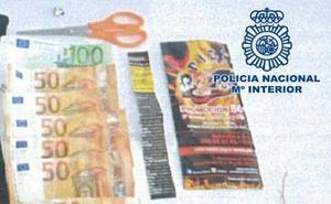 Arrestadas en la Estación de Almería dos 'expertas' en robar por el método del resbalón