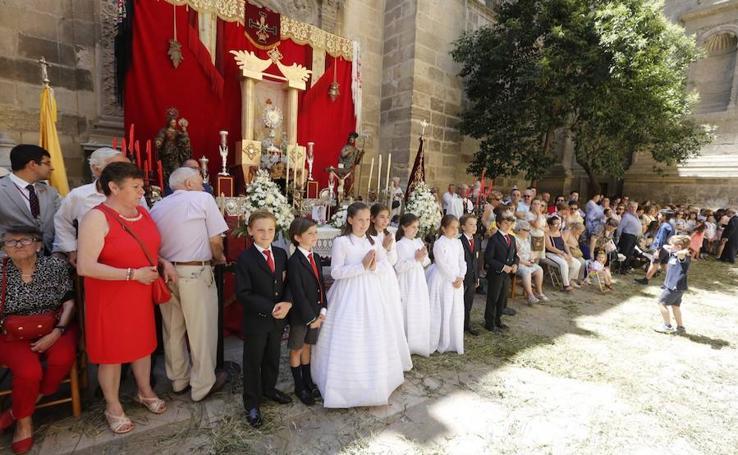 Los altares de la procesión del Corpus