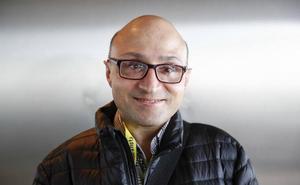 Jesús Vidal: «A ver si puedo conocer San Mamés pronto»