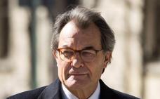 Mas no descarta volver a presentarse como candidato a la presidencia de la Generalitat